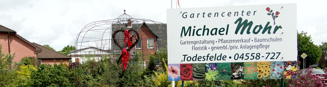 Gartencenter Michael Mohr Logo